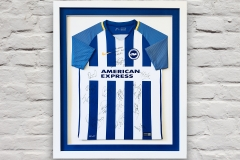 Framed Football Shirt 15