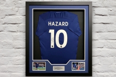 Framed Football Shirt 20