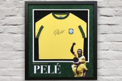 Framed Football Shirt 5