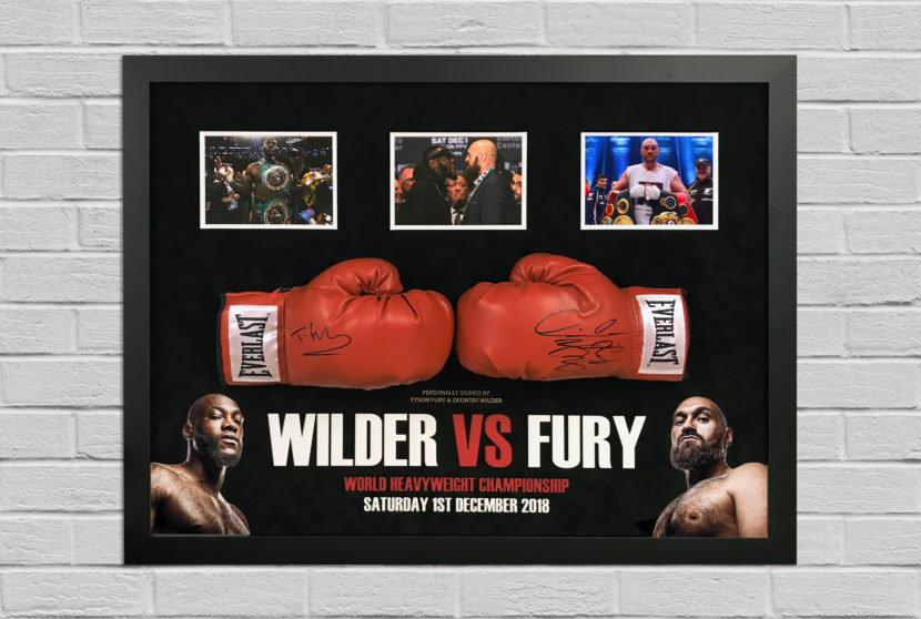 Fury Wilder Gloves